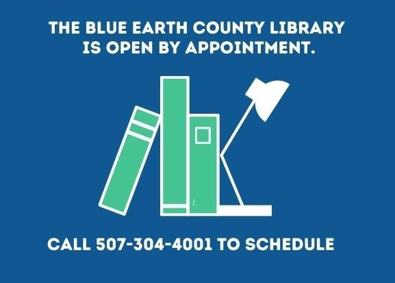 Library by Appointment starting 11_24